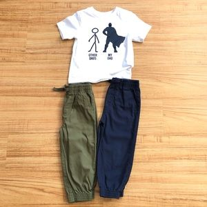 Toddler Boys 3Pc Lot - Size 2T